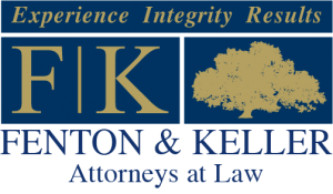 Fenton & Keller, Attorneys at Law logo
