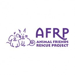 Animal Friends Rescue Project logo