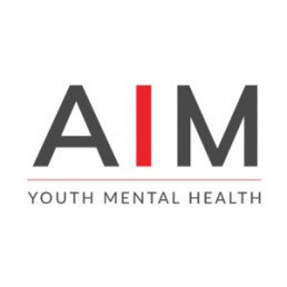 AIM for Mental Health logo