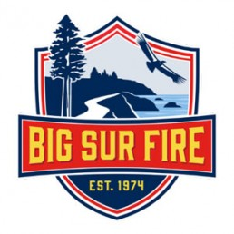 Big Sur Volunteers Fire Brigade logo
