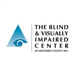 The Blind & Visually Impaired Center of Monterey County Inc. logo