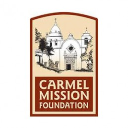 Carmel Mission Foundation logo