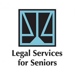 Legal Services for Seniors logo
