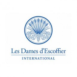 Les Dames d'Escoffier Interantional, Monterey Bay Chapter logo