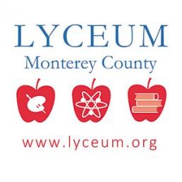 Lyceum Monterey County logo