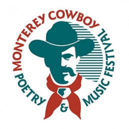 Monterey Cowboy Poetry & Music Festival logo