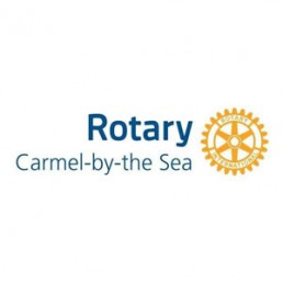 Rotary Club of Carmel-by-the-Sea logo