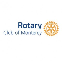 Rotary Club of Monterey logo
