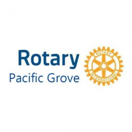 Rotary Club of Pacific Grove logo