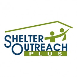 Shelter Outreach Plus logo