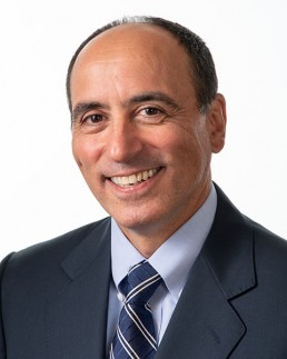 headshot portrait of Christopher E. Panetta